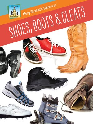 cover image of Shoes, Boots & Cleats