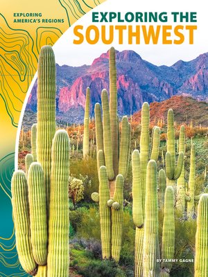 cover image of Exploring the Southwest