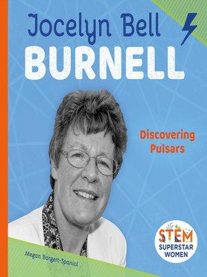 cover image of Jocelyn Bell Burnell