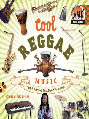 cover image of Cool Reggae Music