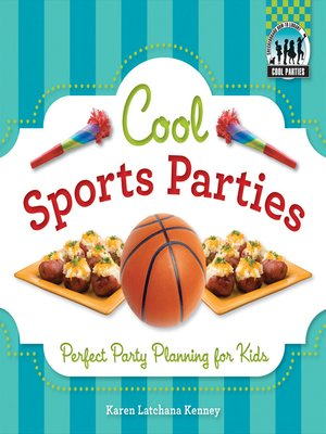 cover image of Cool Sports Parties