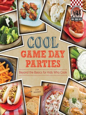cover image of Cool Game Day Parties