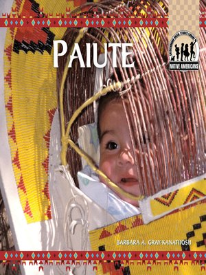cover image of Paiute
