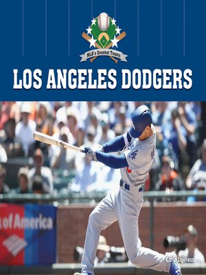 cover image of Los Angeles Dodgers