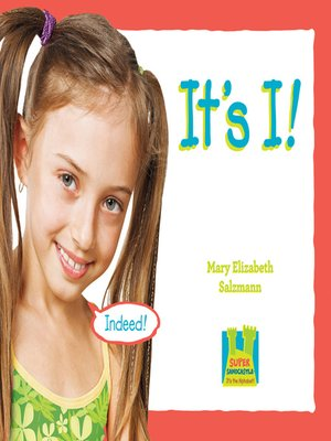 cover image of It's I!