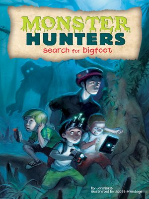 cover image of Search for Bigfoot