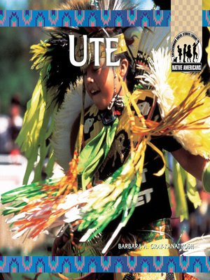 cover image of Ute