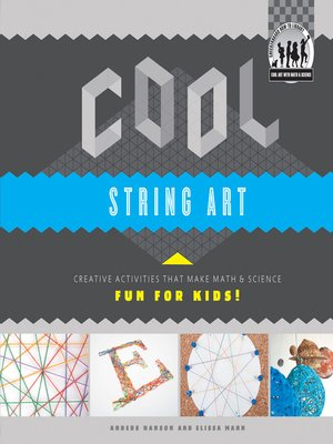 cover image of Cool String Art