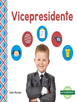 cover image of Vicepresidente (Vice President)