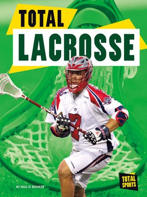 cover image of Total Lacrosse
