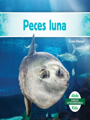cover image of Peces luna (Mola Ocean Sunfish)