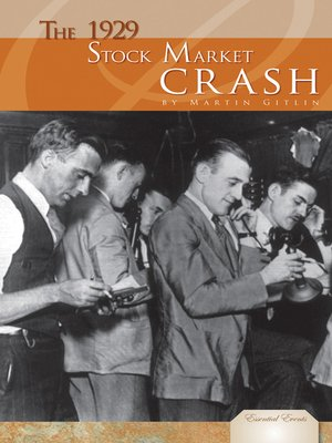 cover image of 1929 Stock Market Crash