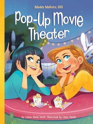 cover image of Pop-up Movie Theater