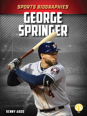 cover image of George Springer