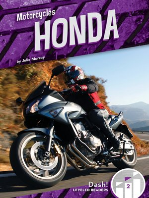 cover image of Honda