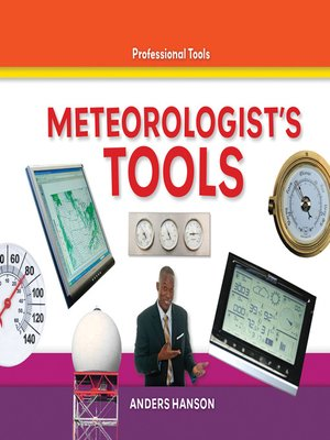 cover image of Meteorologist's Tools