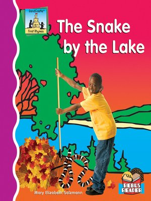 cover image of Snake by the Lake