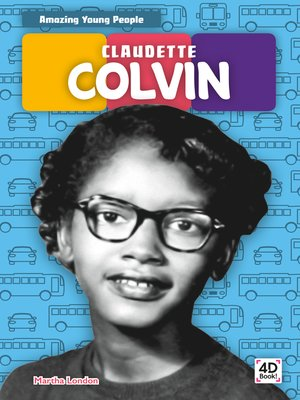 cover image of Claudette Colvin