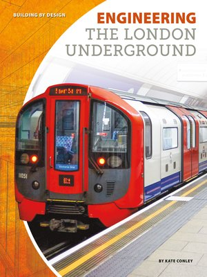 cover image of Engineering the London Underground