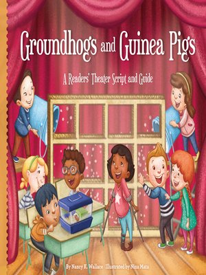 cover image of Groundhogs and Guinea Pigs