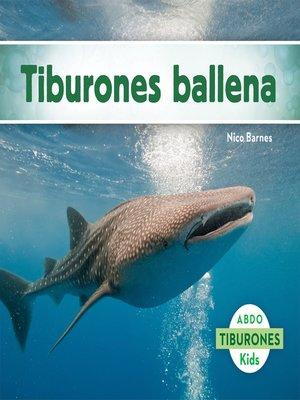 cover image of El tiburón ballena