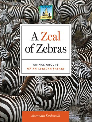 cover image of Zeal of Zebras