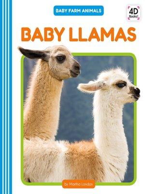 cover image of Baby Llamas