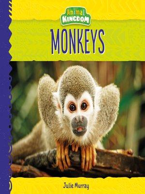 cover image of Monkeys