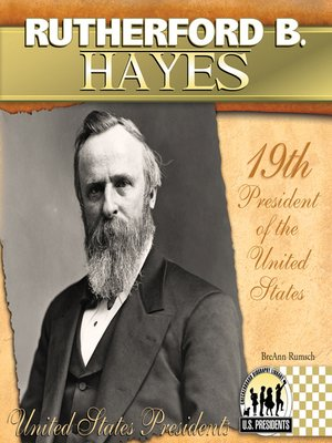 cover image of Rutherford B. Hayes