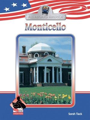 cover image of Monticello