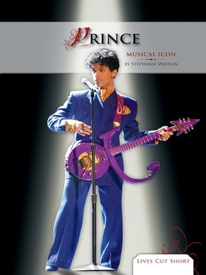 cover image of Prince: Musical Icon