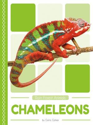 cover image of Chameleons