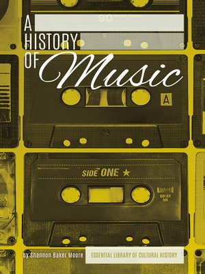 cover image of History of Music