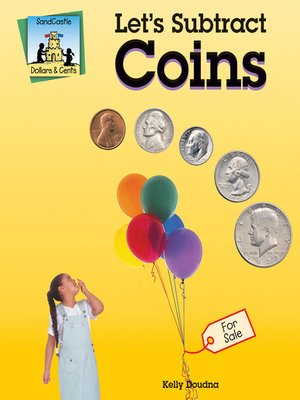 cover image of Let's Subtract Coins