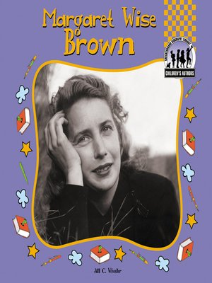 cover image of Margaret Wise Brown