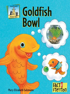 cover image of Goldfish Bowl