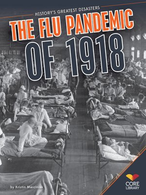 cover image of Flu Pandemic of 1918