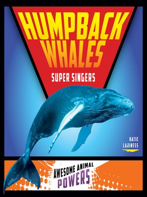 cover image of Humpback Whales: Super Singers