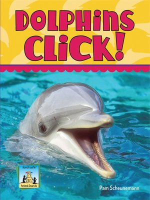 cover image of Dolphins Click!