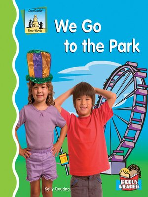 cover image of We Go to the Park
