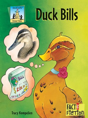 cover image of Duck Bills