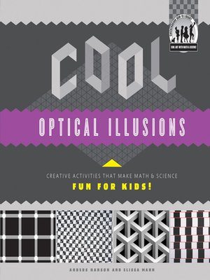 cover image of Cool Optical Illusions