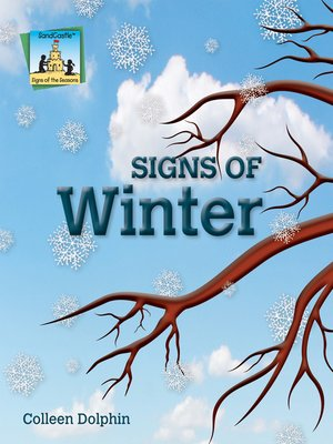 cover image of Signs of Winter
