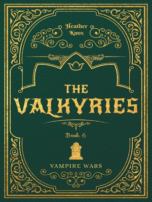 cover image of The Valkyries #6