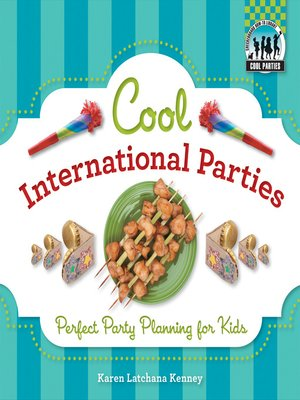 cover image of Cool International Parties