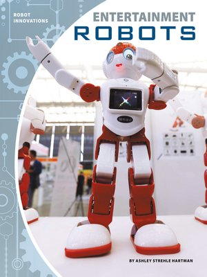 cover image of Entertainment Robots