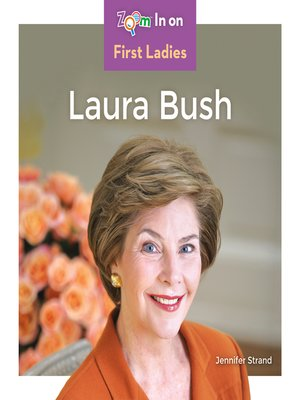 cover image of Laura Bush