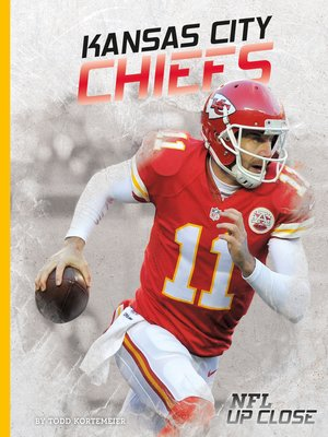 cover image of Kansas City Chiefs