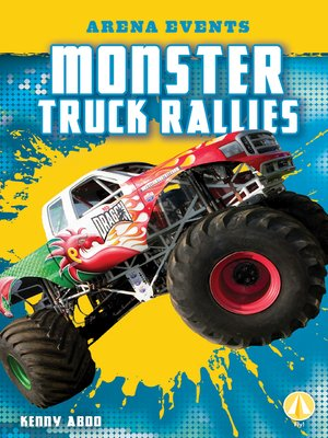 cover image of Monster Truck Rallies