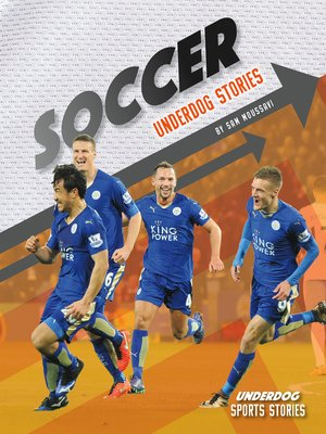 cover image of Soccer Underdog Stories